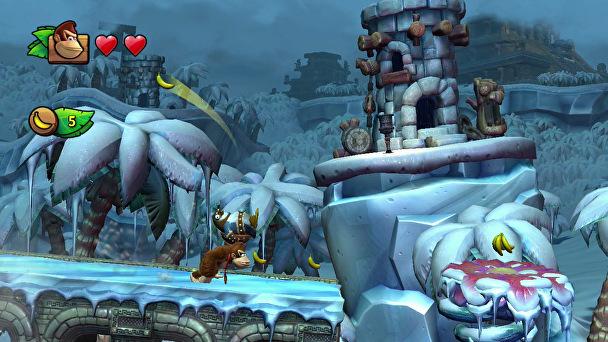 Donkey Kong: Tropical Freeze